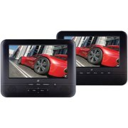 "7"" Portable Twin Screen DVD Player"