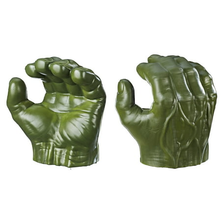 Hulk Gloves (Marvel avengers gamma grip hulk)