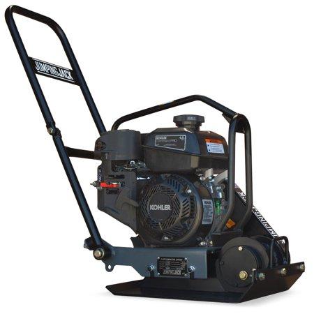 4.5HP Vibratory Plate Compactor Asphalt/Soil Compaction with Kohler Engine with Kohler Engine