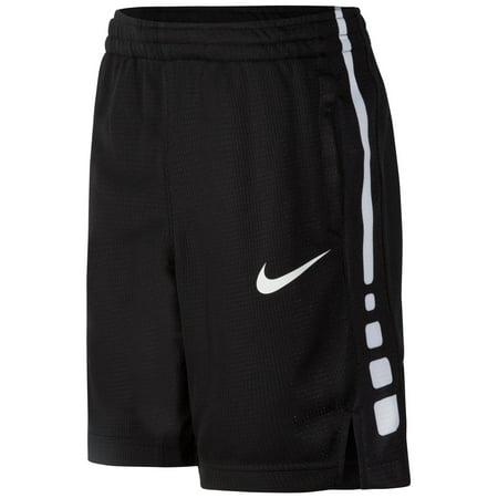 0403e72a11f5 Nike - Nike Little Boys  Elite Stripe Shorts - Black - Size 4 ...