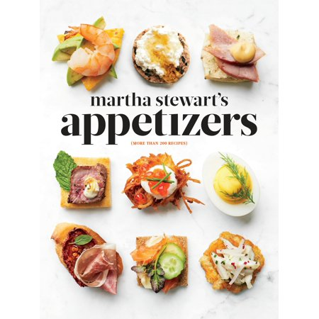 Martha Stewart's Appetizers : 200 Recipes for Dips, Spreads, Snacks, Small Plates, and Other Delicious Hors d'Oeuvres, Plus 30 Cocktails](Fun Halloween Recipes Appetizer)