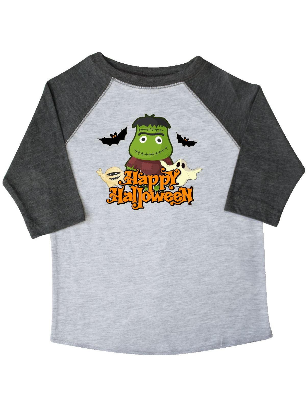 inktastic Halloween So Franken Cute Toddler T-Shirt