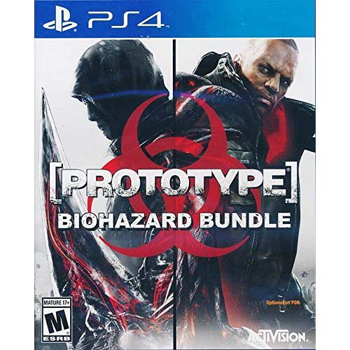 Sony PlayStation 4 Prototype: Biohazard Bundle Video Game