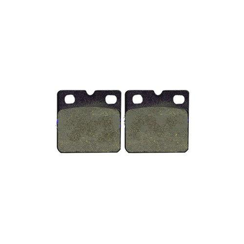 EBC Organic Brake Pads Rear (16 valve ABS model) Fits 89-92 BMW K100RS