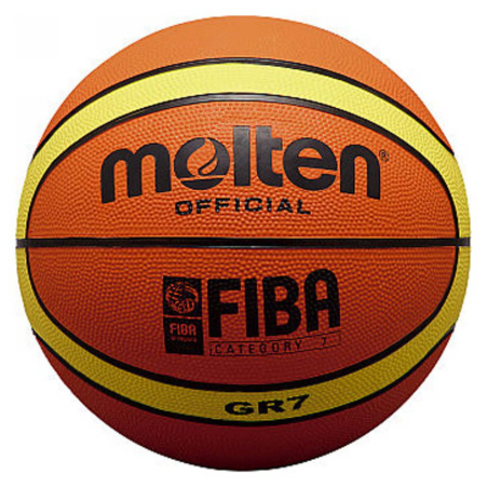 Molten FIBA Replica Rubber Basketball