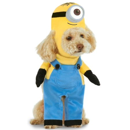 Minions Movie Stuart Arms Pet Costume - Dog Costume Minion
