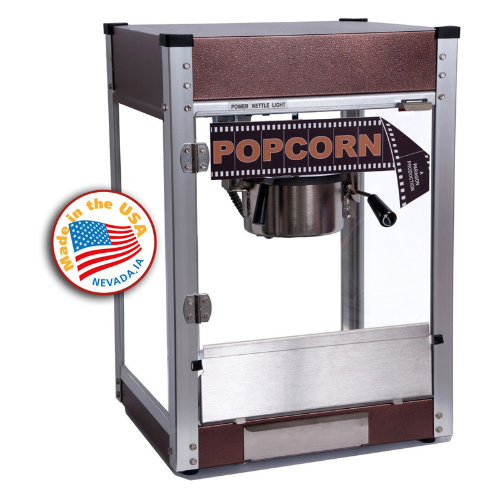 Paragon Cineplex Copper 4 oz. Popcorn Machine