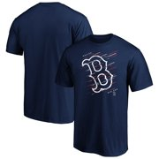 Men's Fanatics Branded Navy Boston Red Sox Team Streak T-Shirt