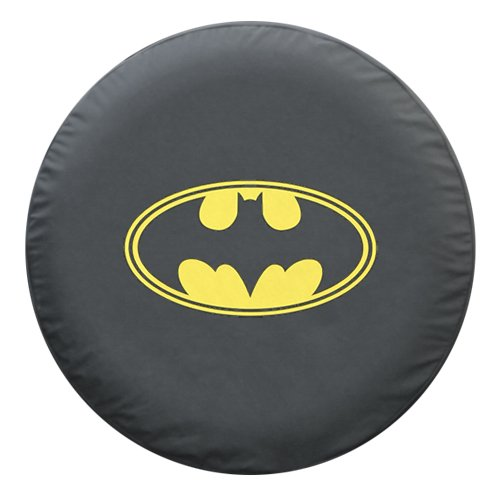 "SpareCover Brawny Series - Batman Classic 27"" Tire Cover"