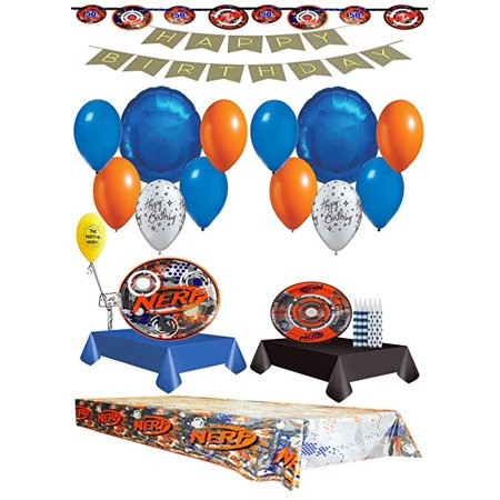 Ultimate Party Central (Nerf Ultimate Party Pack for 16 Guests with)