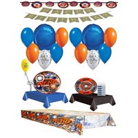 Nerf Ultimate Party Pack for 16 Guests with Balloons