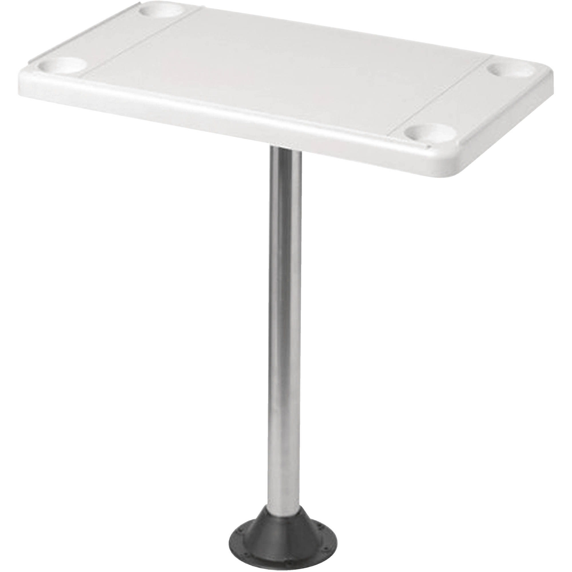Detmar Removable Pontoon Tables - Stainless