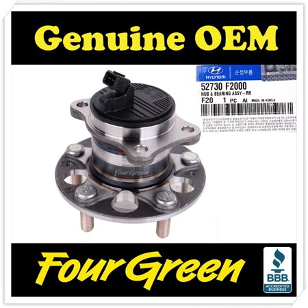 Genuine Hub & Bearing Assy Rear for Hyundai Elantra New OEM [52730F2000]