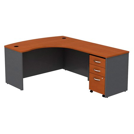 Bush Series C Corner Desk - Right Handed