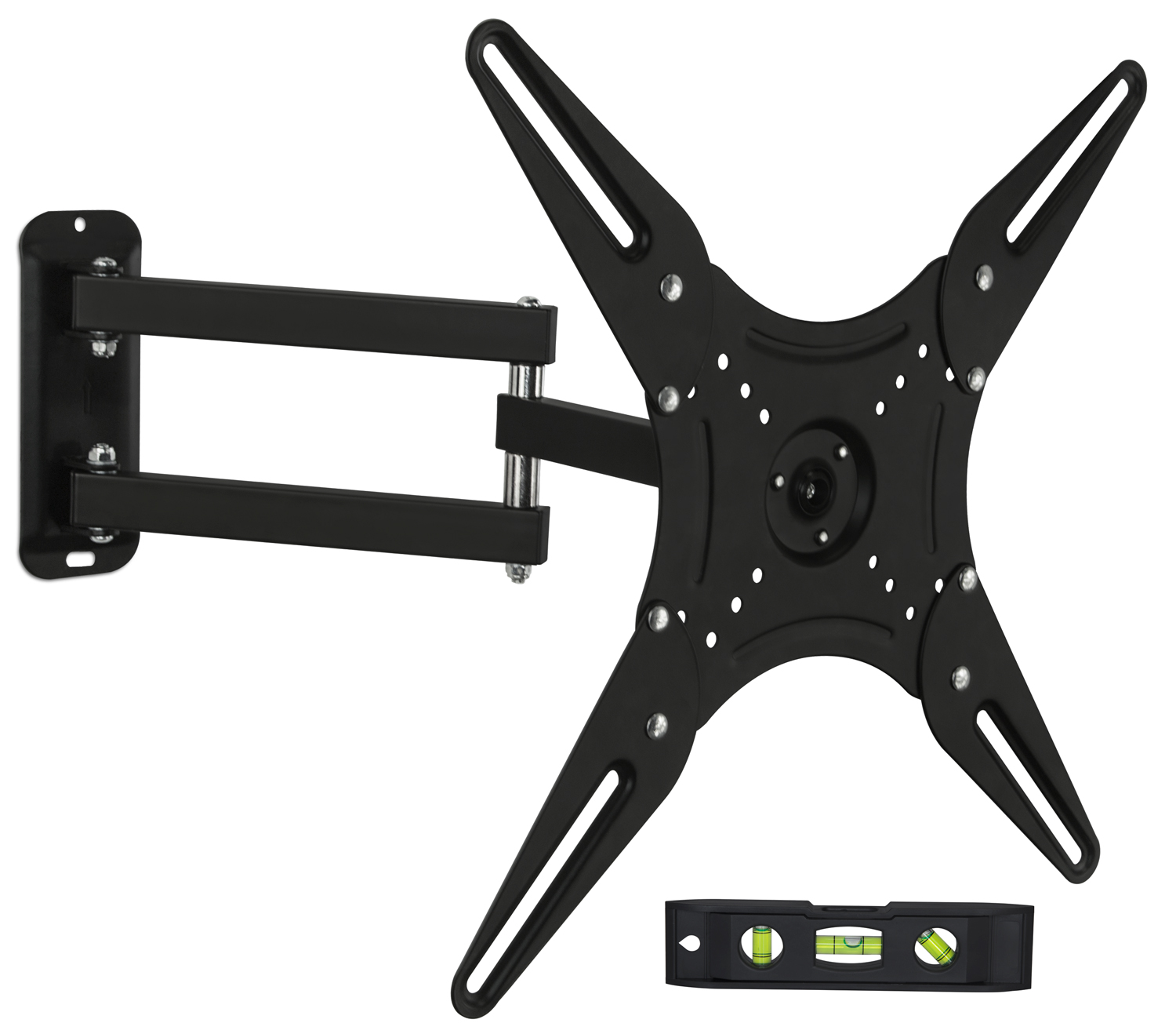 Mount It! TV Wall Mount Full Motion LCD, LED 4K TV Swivel Bracket