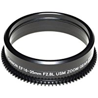 SEA & SEA Zoom Gear for Canon 16-35mm/ Tokina 10-17mm