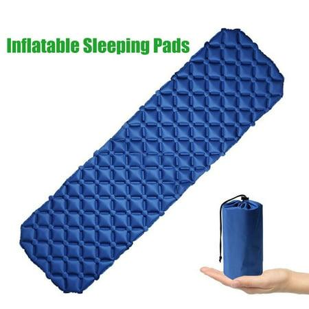 Camping Sleeping Pad - Mat, , Hiking Air Mattress