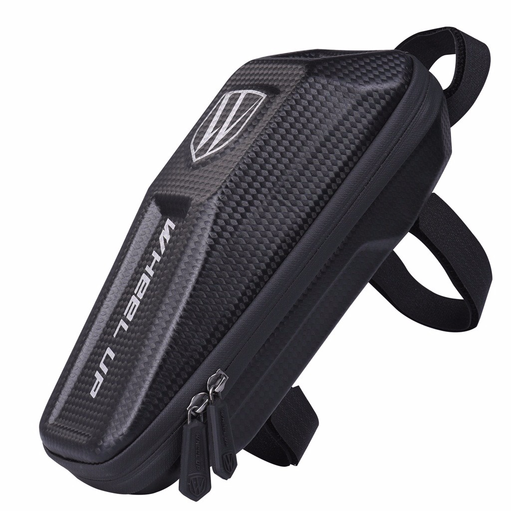 Bicycle Front Frame Waterproof Bag Cycling Bike Tube Pouch Holder Saddle Pannier