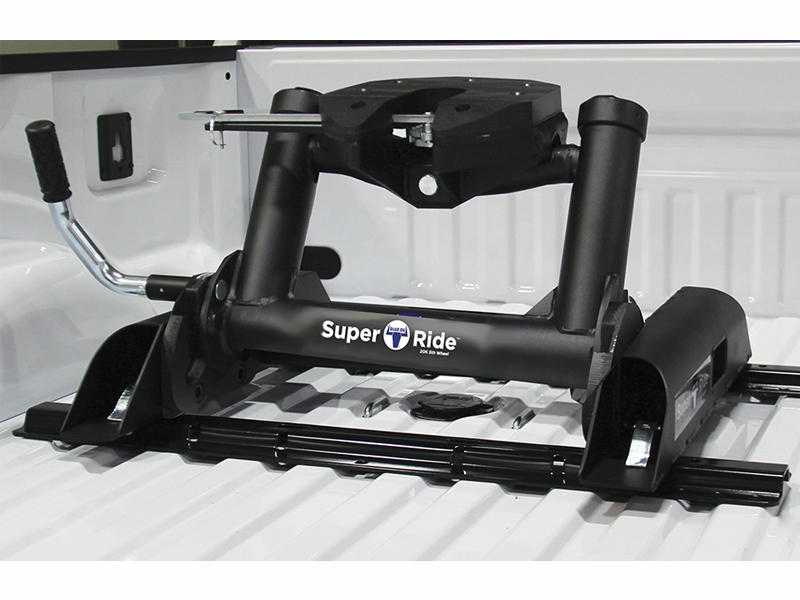 Blueox Bxr7200 20k Super Ride Fifth Wheel Hitch Walmart Com