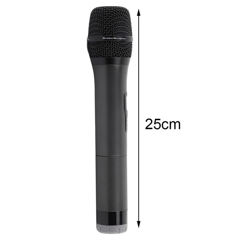 Professional Audio Karaoke Wireless Handheld Transmitter Microphone For U-828 by