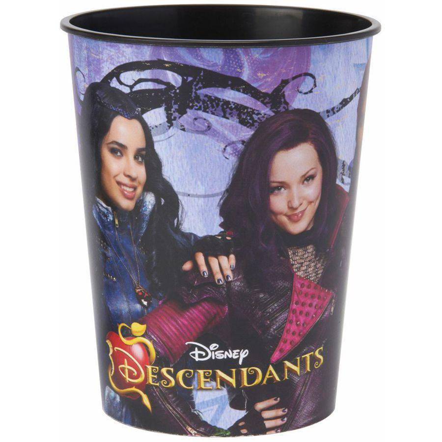 oz. Cups 8 Count Descendants 3