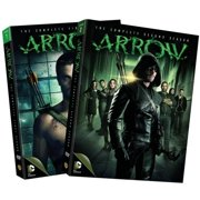 Arrow: The Complete First And Second Seasons (Widescreen) by WARNER HOME VIDEO