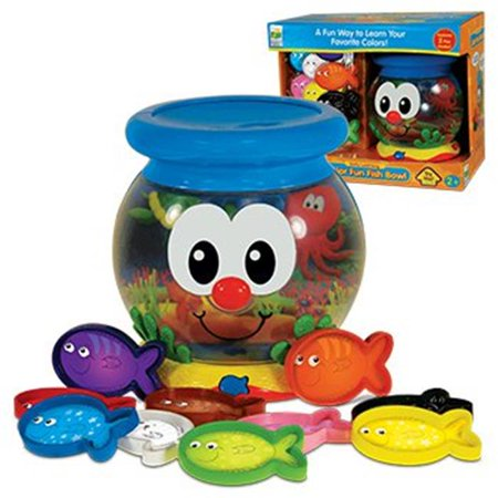 Color Fun Fish Bowl (Learn with Me-Color Fun Fish)