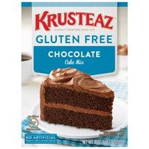 Baking Mixes: Krusteaz Gluten Free Chocolate Cake Mix