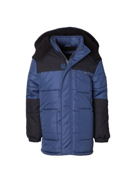 f8b8a37c Product Image iXtreme Filled Colorblock Puffer Jacket (Big Boys)