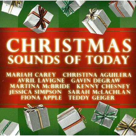 Christmas Sounds of Today / Various (CD) ()