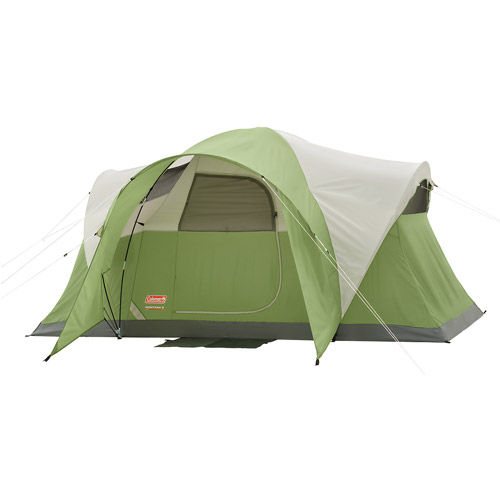 Coleman Montana 12u0027 x 7u0027 Modified Dome Tent Sleeps 6  sc 1 st  Walmart & Coleman Montana 12u0027 x 7u0027 Modified Dome Tent Sleeps 6 - Walmart.com