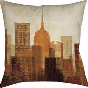 IDG Summer in the City I Indoor Pillow