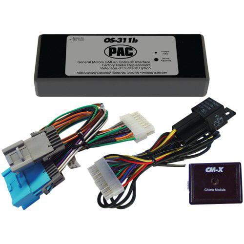 Pac Os-311b Onstar Interface [gm 24-pin] (os311b)