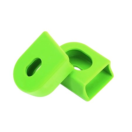 1Pair Mountain Bike Road Bicycle Cycling Crankset Crank Protective Sleeve Cover)