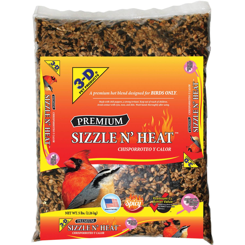 Image of 3-D Pet Products Premium 5lb Sizzle Nâ Heatâ ¢
