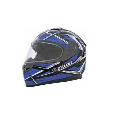 Zoan 090-196 Inner Anti-Fog Faceshield for Z953 Flux Helmets - High Def Yellow