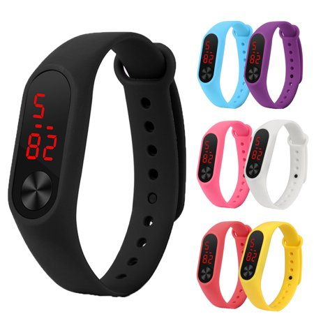 Hight Quality New Silicon Wrist Strap WristBand Bracelet Replacement For XIAOMI MI Band 2 BK