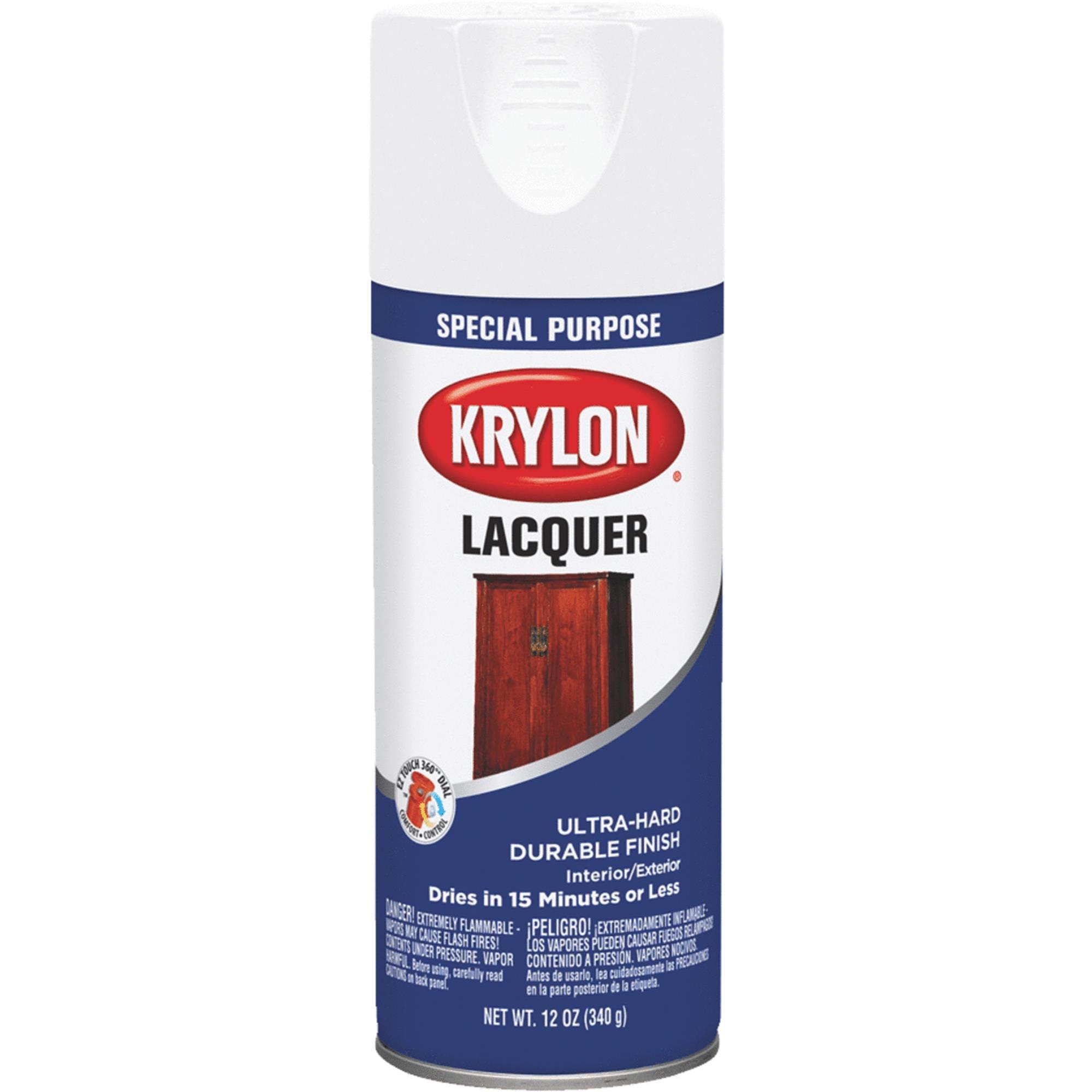 Krylon Spray Lacquer