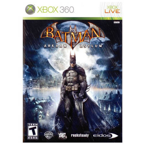 Batman: Arkham Asylum (Xbox 360) - Pre-Owned