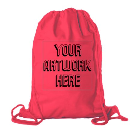 Customized Hockey Team Bags Personalized Sports Drawstring