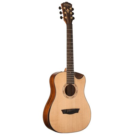 Washburn Signature Guitar (Washburn Confort Mini 7/8 Size Dreadnought Acoustic Guitar )