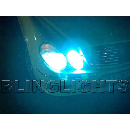 2000 2001 2002 Mercedes Benz E320 Hid Conversion Kit Headlights Headlamps Head Lights Lamps E 320