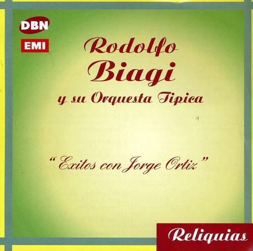 Rodolfo Biagi - Exitos Con Jorge Ortiz [CD]