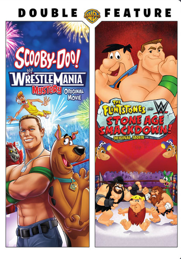 Scooby-Doo! WWE WrestleMania Mystery   The Flinstones: WWE Stone Age Smackdown! by Hanna Barbera
