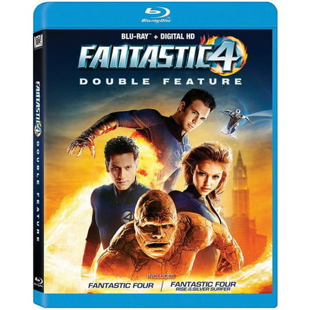 Fantastic Four 2 Movie Collection (Blu-ray)