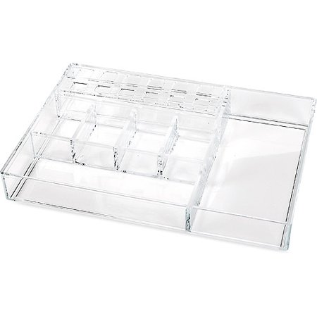 Countertop Cosmetic Tray Organizer