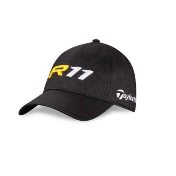 TaylorMade R11 Adjustable Golf Hat (Black) - Walmart.com f589158d589