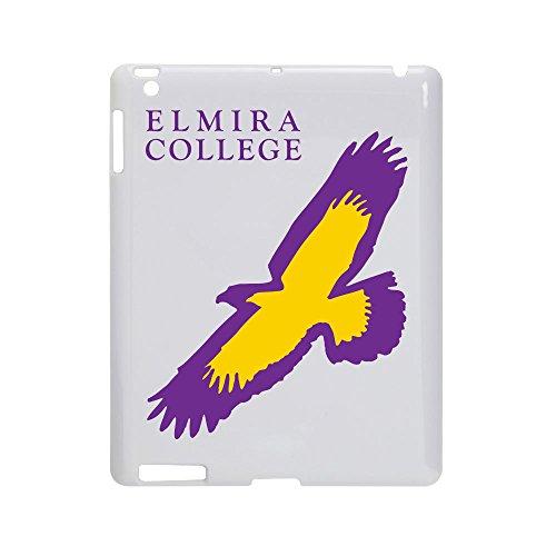 Elmira Soaring Eagles - Case for iPad 2 / 3 - White