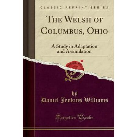 The Welsh of Columbus, Ohio (Paperback) - Wigs Columbus Ohio