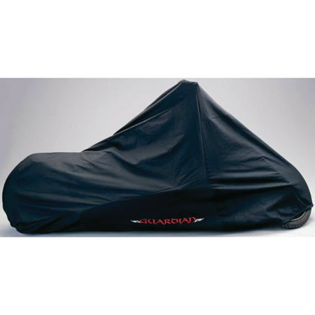 Dowco Guardian 51235 00 Indoor Garage Motorcycle Dust Cover For Custom Bikes Up To 124
